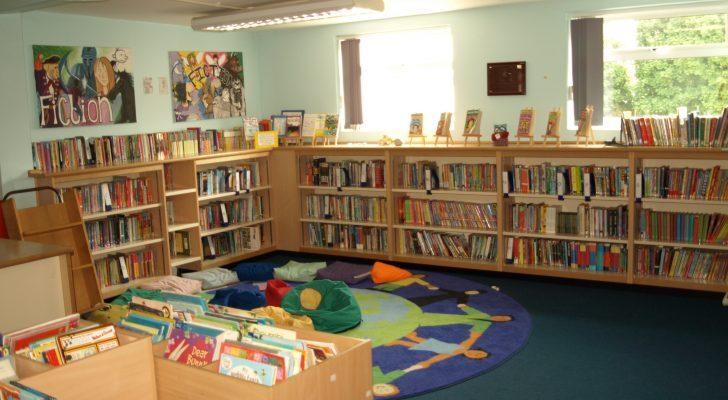 Arnett Hills School Classroom