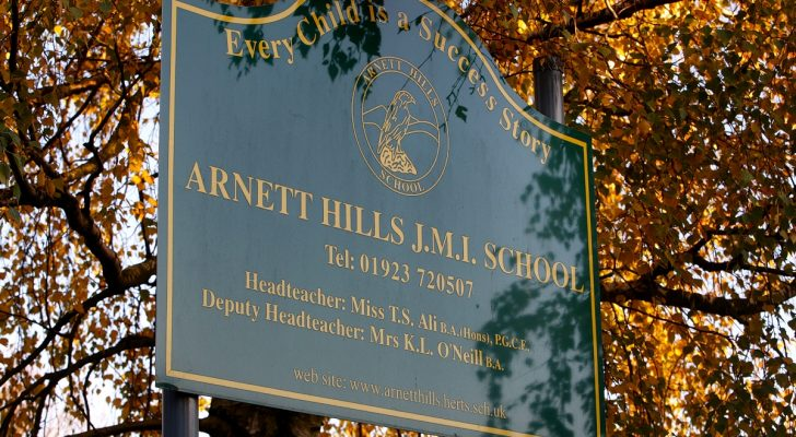 Arnett Hills Rickmansworth School