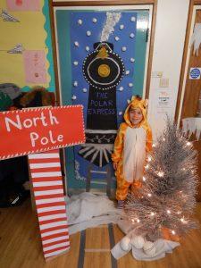 Year 2 Polar Express Day